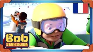Bob le Bricoleur - Construction géante | Compilation épique | Episode en francais | Le monde de Bob thumbnail