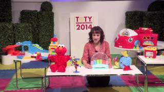 Infant Toddler Toy Of The Year - Toty 2014