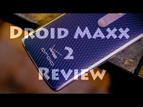 Droid Maxx 2 Review (The Evil Moto X Play)
