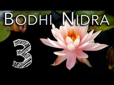 Bodhi Nidra 3 of 4: Perfect Mental Peace and Silence
