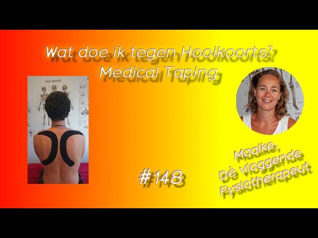 #148 Wat te doen tegen Hooikoorts? Wat moet ik doen tegen Hooikoorts? Medical Taping is de oplossing