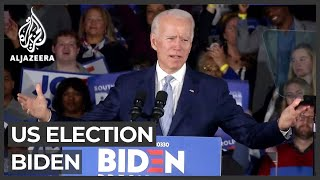 Biden to be officially named Democratic candidate for presidency