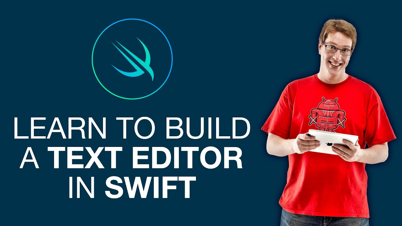 Building a iCloud text editor with syntax highlighting – Swift on Sundays May 12th 2019
