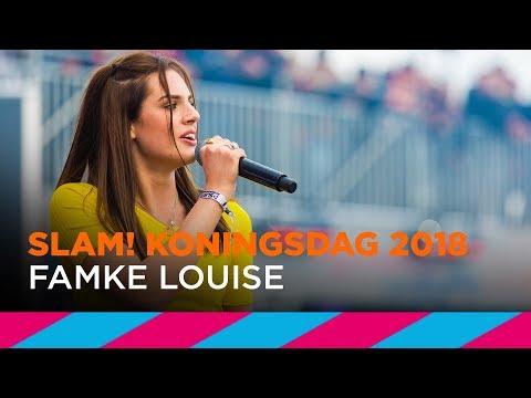 Famke Louise (LIVE) | SLAM! Koningsdag 2018