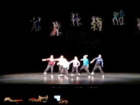 Dewitt - Small Hip Hop Group - Brock Dance