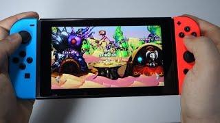 Mecho Wars: Desert Ashes - Nintendo Switch gameplay