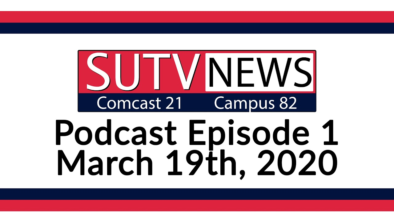 SUTV Podcast: Episode 1