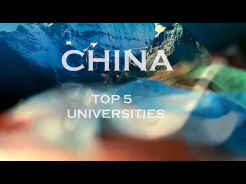 MBBS in China 2018  Top 5 Medical Universities in China
