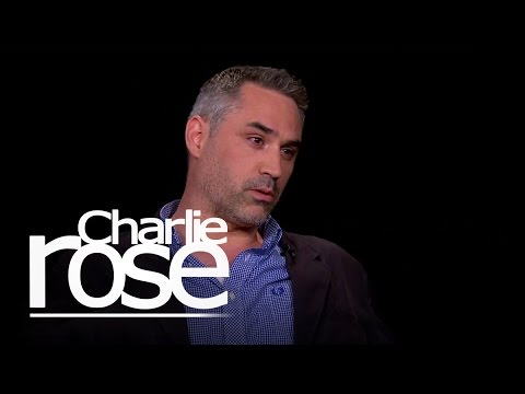 Alex Garland on A.I.: 'Siri Doesn't Know Siri Is Siri' (May 14, 2015) | Charlie Rose