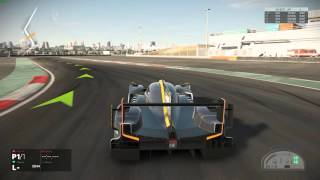 Project CARS WQHD 165hz