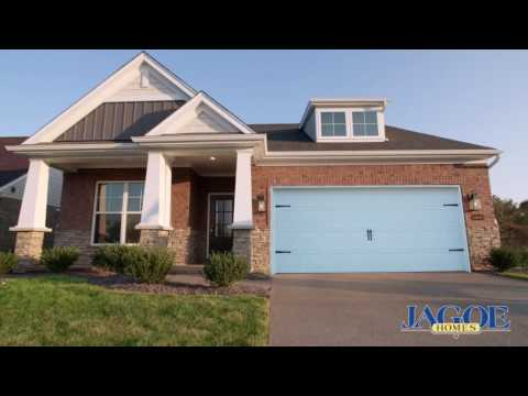 Sutton Elevation A | Glenmary Commons | Louisville, KY | Jagoe Homes