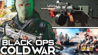 BLACK OPS COLD WAR ALPHA! (All MAJOR Info!)