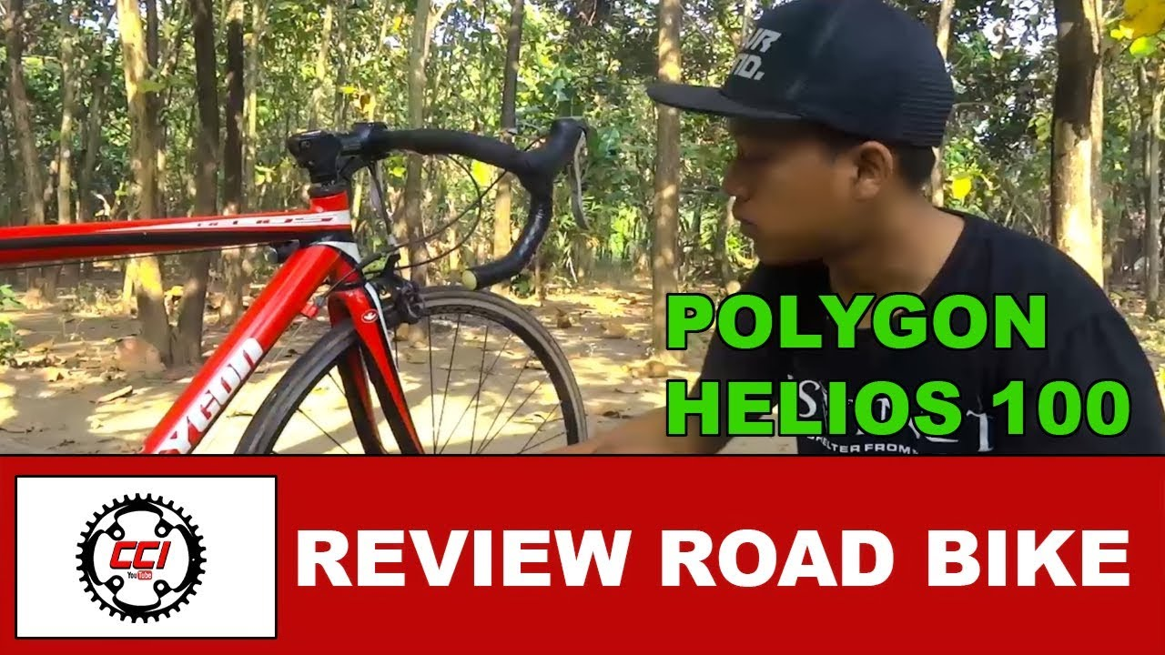 0a87c11b199 Review Polygon Helios 100 | CCI Review. Cycling Channel Indonesia