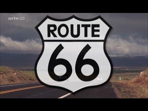 Route 66 : La Grand Route De L'Amérique [HD]