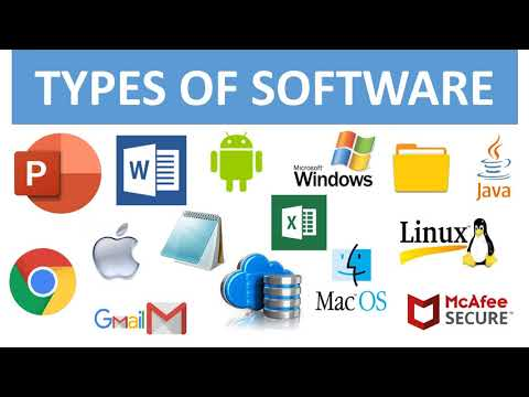 Download TYPES OF SOFTWARE || APPLICATION SOFTWARE || SYSTEM SOFTWARE || UTILITY SOFTWARE || COMPUTER BASICS