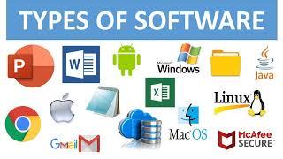 TYPES OF SOFTWARE || APPLICATION SOFTWARE || SYSTEM SOFTWARE || UTILITY SOFTWARE || COMPUTER BASICS screenshot 2