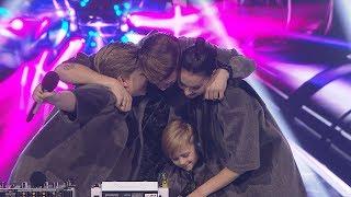 "Simona, Kipras, Jonas ir Kajus - ""KOL MYLIU (Jovani remix)"" | Du balsai - viena širdis"