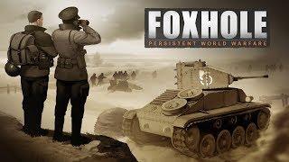 【Foxhole // 散兵坑】戰爭是殘酷的 (多人合作篇)