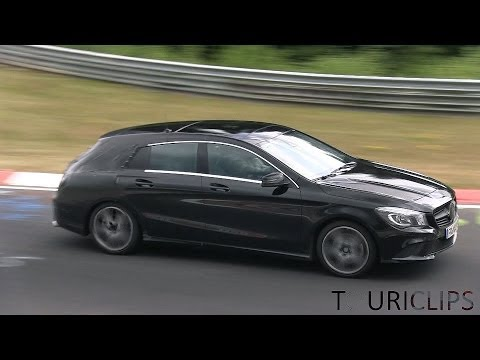 New Mercedes Cla Shooting Brake Review Carwow