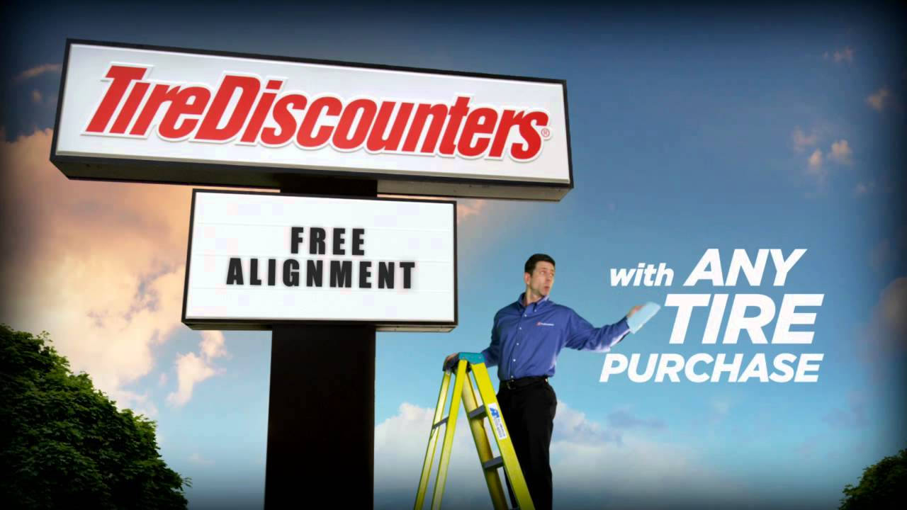 Tire Discounters Near Me >> Tire Discounters Free Alignment With Any Tire Purchase
