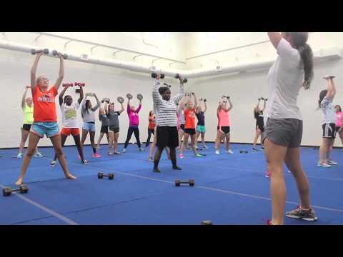 Body Pump Lesson - W. Stinson - HPE 520