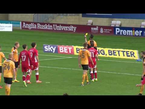 Cambridge U v Accrington