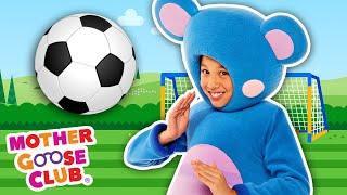 Soccer Rocker + More   Mother Goose Club Nursery Rhymes