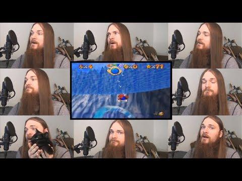 Dire Dire Docks Acapella - Super Mario 64 (10 Hours)