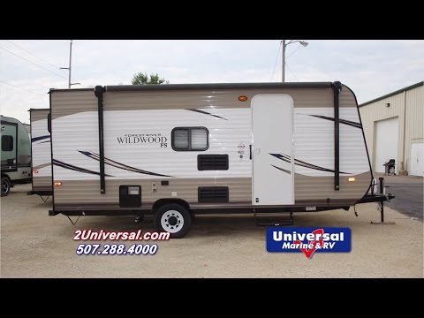 2016 Wildwood 195 BH Travel Trailer for sale Rochester MN