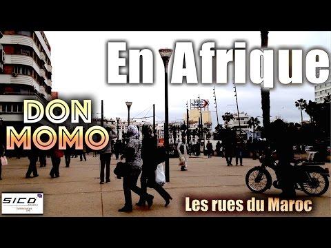 Les rues du Maroc - En Afrique cap#2