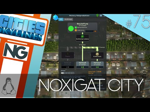 Nächster INDUSTRIEZWEIG 🏗️ Cities: Skylines #75 |