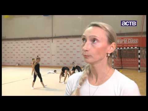 Новым старшим тренером по художественной гимнастике стала мастер спорта России Ольга Лукина