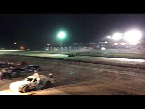 8/18/2017 Black Hills Speedway main event pit view