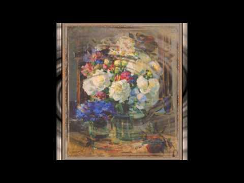 фото масла с цветами