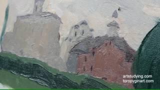 Пленэр. Великий Новгород 11.09.16 III часть