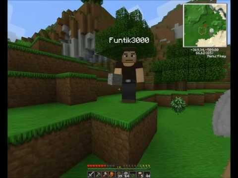 """Смотреть прохождение игры [Coop & Friends] Minecraft 1.3.1. Серия 3 """"Из берлоги в дворец :)""""."""