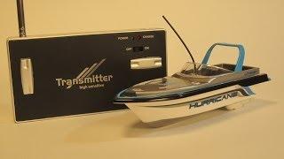 Mini RC Boat, мини лодка на РУ