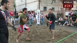 Волк Есентуков против Кикбоксера !!!