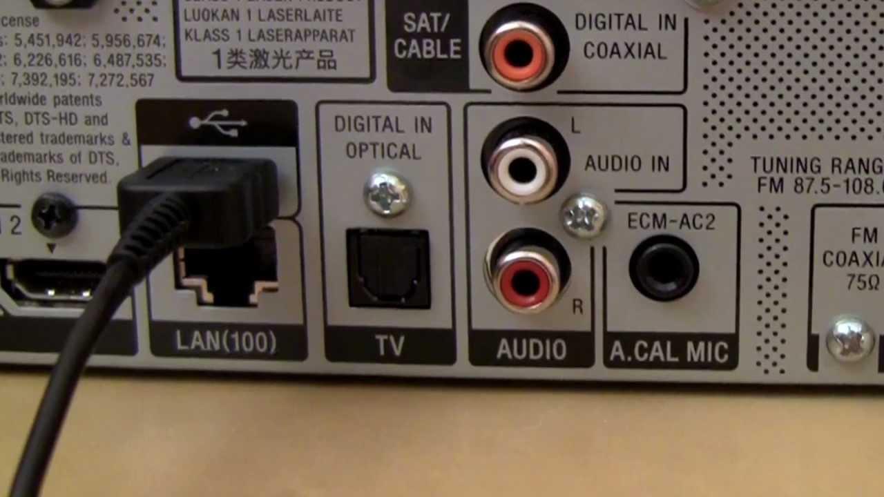 Review Sony Bdv E380 5 1 Sound System Youtube