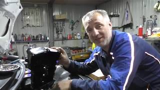 Димексид - реанимируем 1KR-FE Toyota