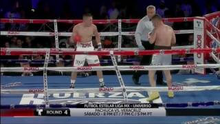 TEOFIMO LOPEZ 5 AND 0 ALL KNOCK OUTS