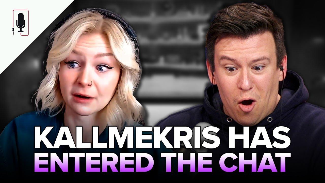 KallMeKris Talks 27+M TikTok Fame, Dropping Out, Traveling to Asia, Bear Fights, & Canada! Ep. 49
