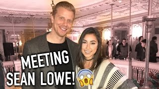 Meeting Sean Lowe, New Hair, & Prepping for Cabo!!