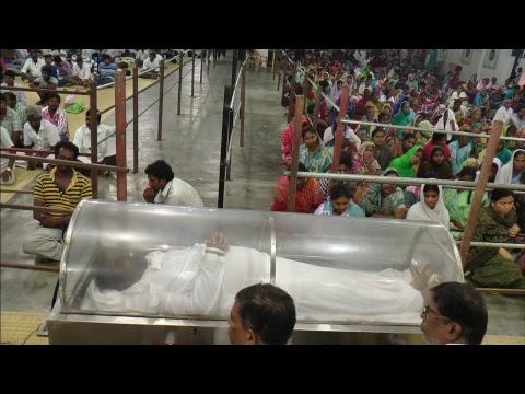 Apostle Suresh Garu Funeral Live - 23rd October 2017