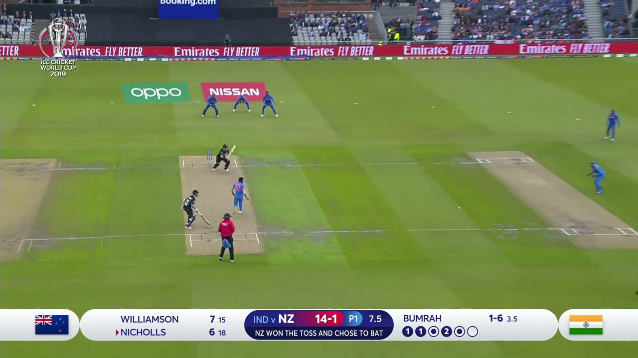 Download india stunned by boult & henry  India vs new Zealand - highlight cricket world cup