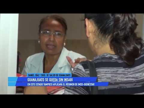 Guanajuato Reconoce Al Insabi, Pero No Se Adhiere; Afirma Secretario De Salud