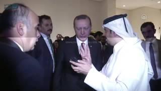 مصر العربية | أردوغان يصل قطر آخر محطة في جولته الخليجية