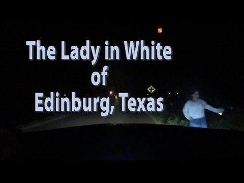 La Llorona, The Lady in White of Edinburg, TX - Paranormal Phenomena Investigation