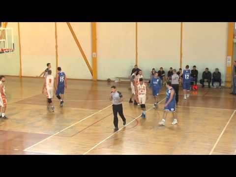 "KK ""SPARS LOKOMOTIVA"" Mostar - KK ""ISKRA"" Stolac - A2 Liga Jug KSBIH Kolo 7."