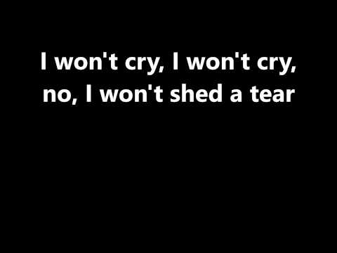 Lyrics~Stand By Me-Ben E. King